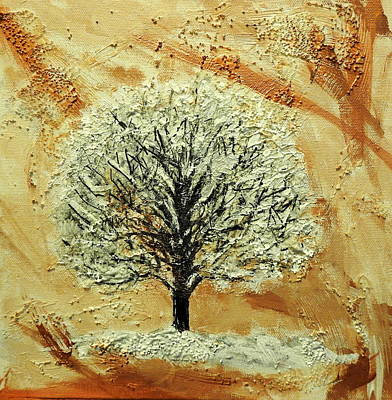 Painting - Winter by Betty-Anne McDonald