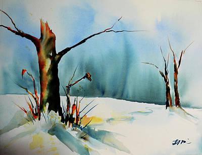 December River Art Print