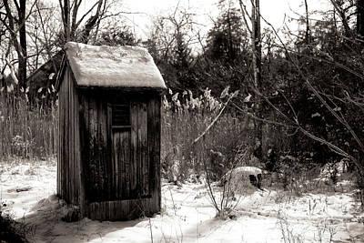 Photograph - Winter Comfort by John Rizzuto