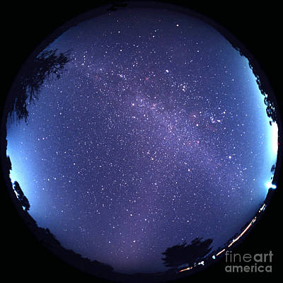 Photograph - Winter Constellations by Shigemi Numazawa Atlas Photo Bank