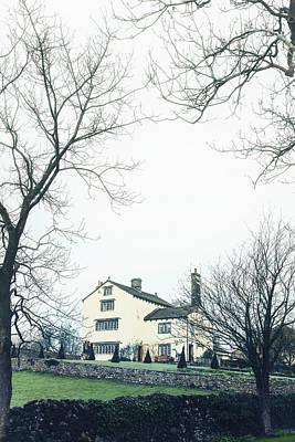 Manor Wall Art - Photograph - Winter Cottage by Joana Kruse