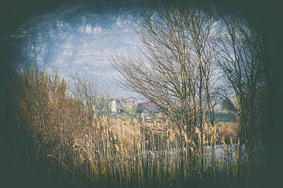 Photograph - Winter Countryside by Alfio Finocchiaro