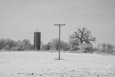 Photograph - Winter by David Bearden