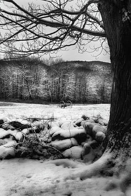 Photograph - Winter Dreary by Bill Wakeley