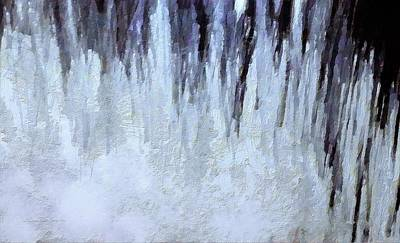 Painting - Winter Gray by Lelia DeMello