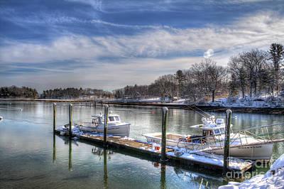 Photograph - Winter Harmony by Adrian LaRoque
