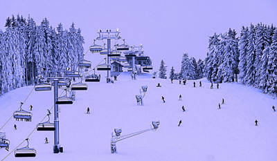 Photograph - Winter Holiday by Erich Westendarp