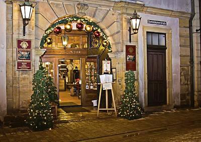 Photograph - Winter Holidays In Bamberg, Germany 3 by Tatiana Travelways