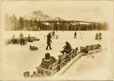 Photograph - Winter In Canada by Doug Matthews