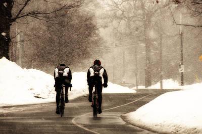 Winter In High Park Original