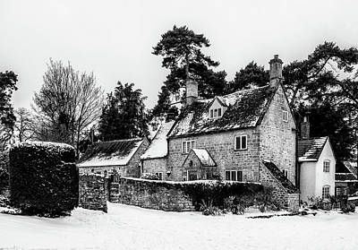 Photograph - Winter In The Cotswolds by Nick Bywater