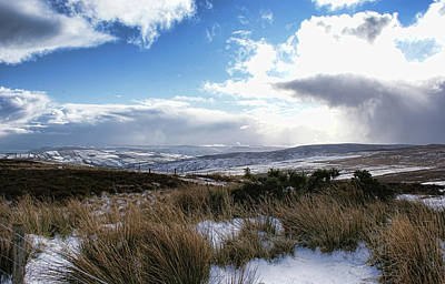 Photograph - Winter In The Glens Of Antrim by Colin Clarke