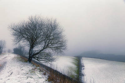 Peak District Photograph - Winter In The Peaks No 6 by Chris Fletcher