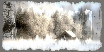 Photograph - Winter  by Julie Lueders