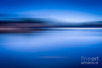 Photograph - Winter Lake by Roger Monahan