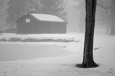 Photograph - Winter Landscape I by Dave Gordon
