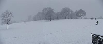 Winter Landscape London Original