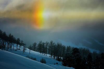 Photograph - Winter Light by Whit Richardson