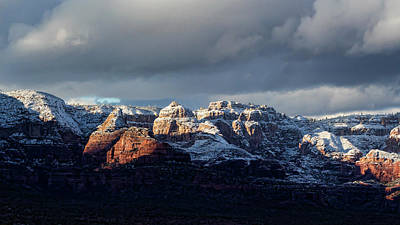 Photograph - Winter Majesty by Ryan Seek