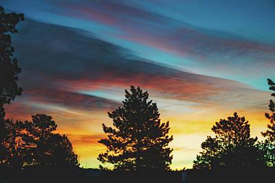 Photograph - Winter Morning Glory by Jason Coward