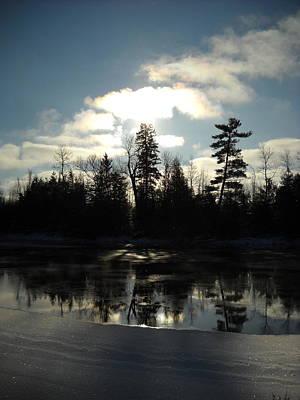 Photograph - Winter Morning Glow by Kent Lorentzen