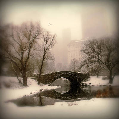 Photograph - Winter Nostalgia by Jessica Jenney