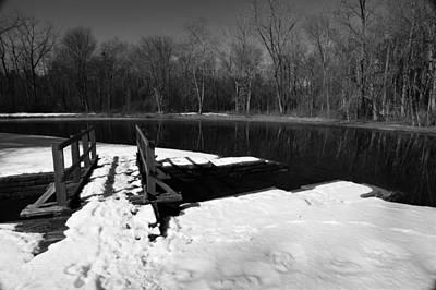 Photograph - Winter Park 2 by Charles HALL
