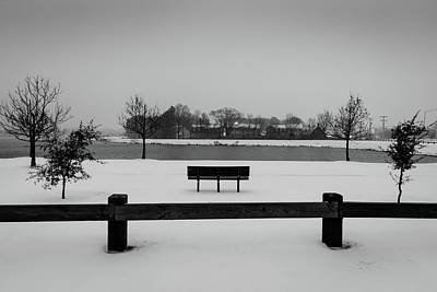 Photograph - Winter Park by Michael Scott