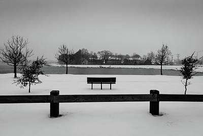 Photograph - Winter Park by Michael Scott