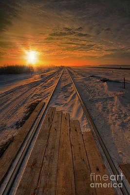 D800 Photograph - Winter Passage by Ian McGregor