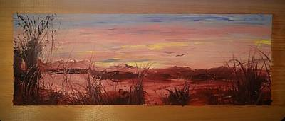 Painting - Winter Pastels by Cheryl Nancy Ann Gordon