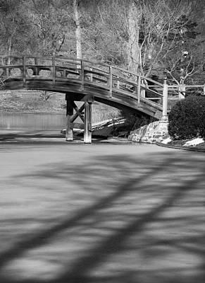 Photograph - Winter Pond by Susan Garrett