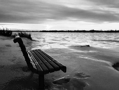 Photograph - Winter Scene  by Cristina Stefan