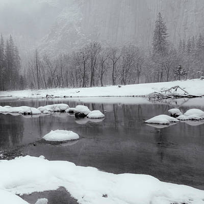 Photograph - Winter Scenery 1 by Jonathan Nguyen