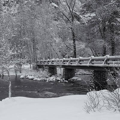 Photograph - Winter Scenery 2 by Jonathan Nguyen