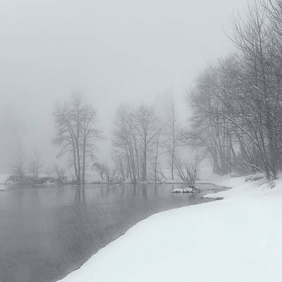 Photograph - Winter Scenery 4 by Jonathan Nguyen