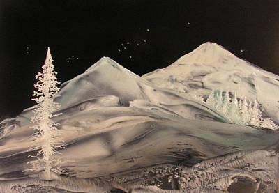 Winter Slumber Art Print by John Vandebrooke