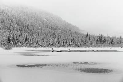 Photograph - Winter Snow by Scott Slone