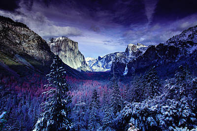 Winter Solstice Photograph - Winter Solstice by Fbmovercrafts
