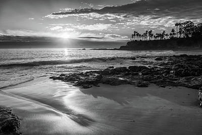 Photograph - Winter Solstice Laguna Beach by Cliff Wassmann