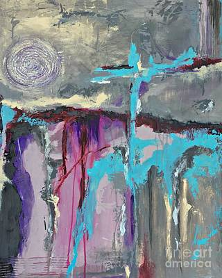 Painting - Winter Solstice by Mary Mirabal