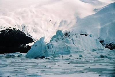 Winter Soltice Alaska  Art Print