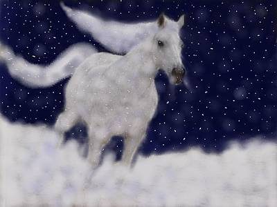 Photograph - Winter Spirit by Angela Davies