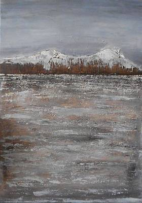 Painting - Winter by Stella Arden