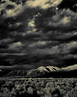 Photograph - Winter Storm Xv by Charles Muhle