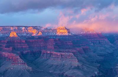 Photograph - Winter Sunrays by Jonathan Nguyen