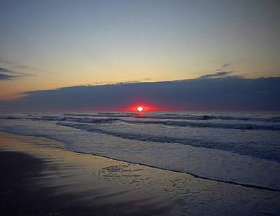 Photograph - Winter Sunrise I I I by Newwwman