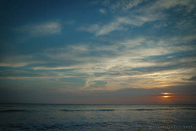 Photograph - Winter Sunset Tarifa by Henri Irizarri