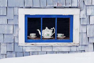 Photograph - Winter Tea by Alan L Graham