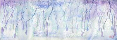 Painting - Winter by Tom Tunnicliff
